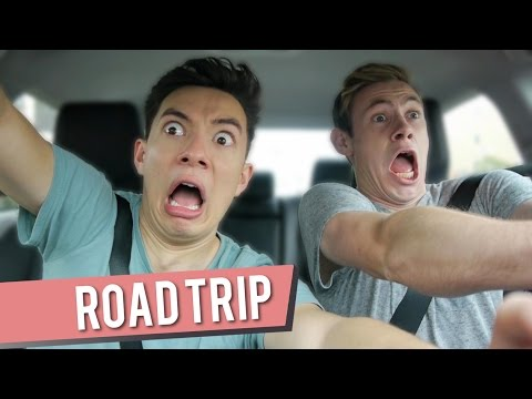 Roommate Road Trip!