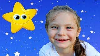 Twinkle Twinkle Little Star nursery rhymes & kids songs KybiBybi