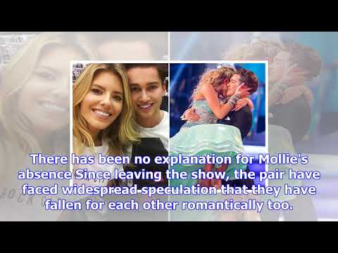 are mollie king and aj from strictly dating