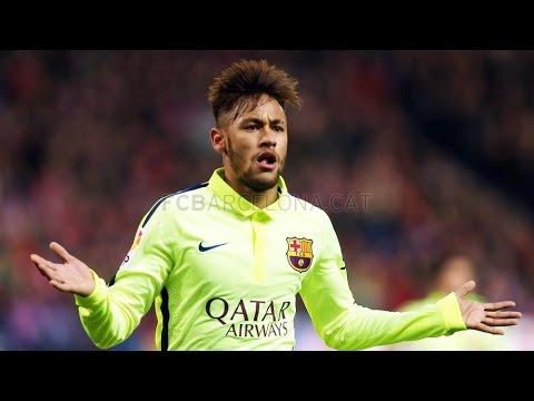 Neymar Jr - Magic Skills Show 2014/15 ● FC Barcelona (HD)
