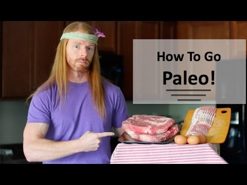 How To Go Paleo – Ultra Spiritual Life episode 54