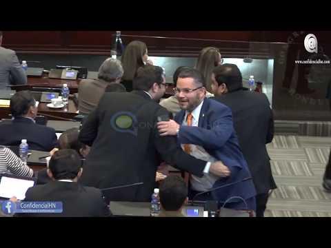 Mientras unos sufren otros ríen, mire como se legisla en Honduras
