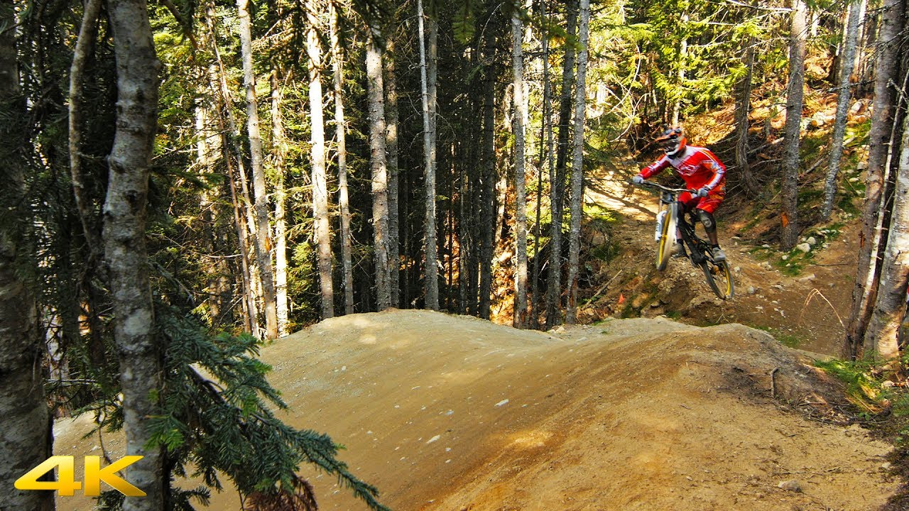 Whistler Mountain Biking Wallpaper