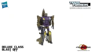 Transformers Combiner Wars Deluxe Class Blast Off Video Review