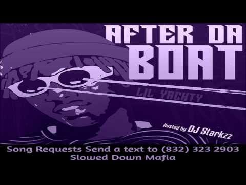 10 Lil Yachty Good Day ft Skippa Da Flippa Chopped Screwed Slowed Down Mafia