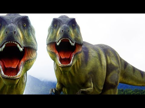 Top 5 Biggest Dinosaurs Ever Existed