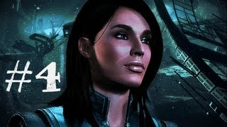 Mass Effect 3 - Walkthrough Part 4 - Tram Station (ME3 Kinect Gameplay) [PC/Xbox 360/PS3]