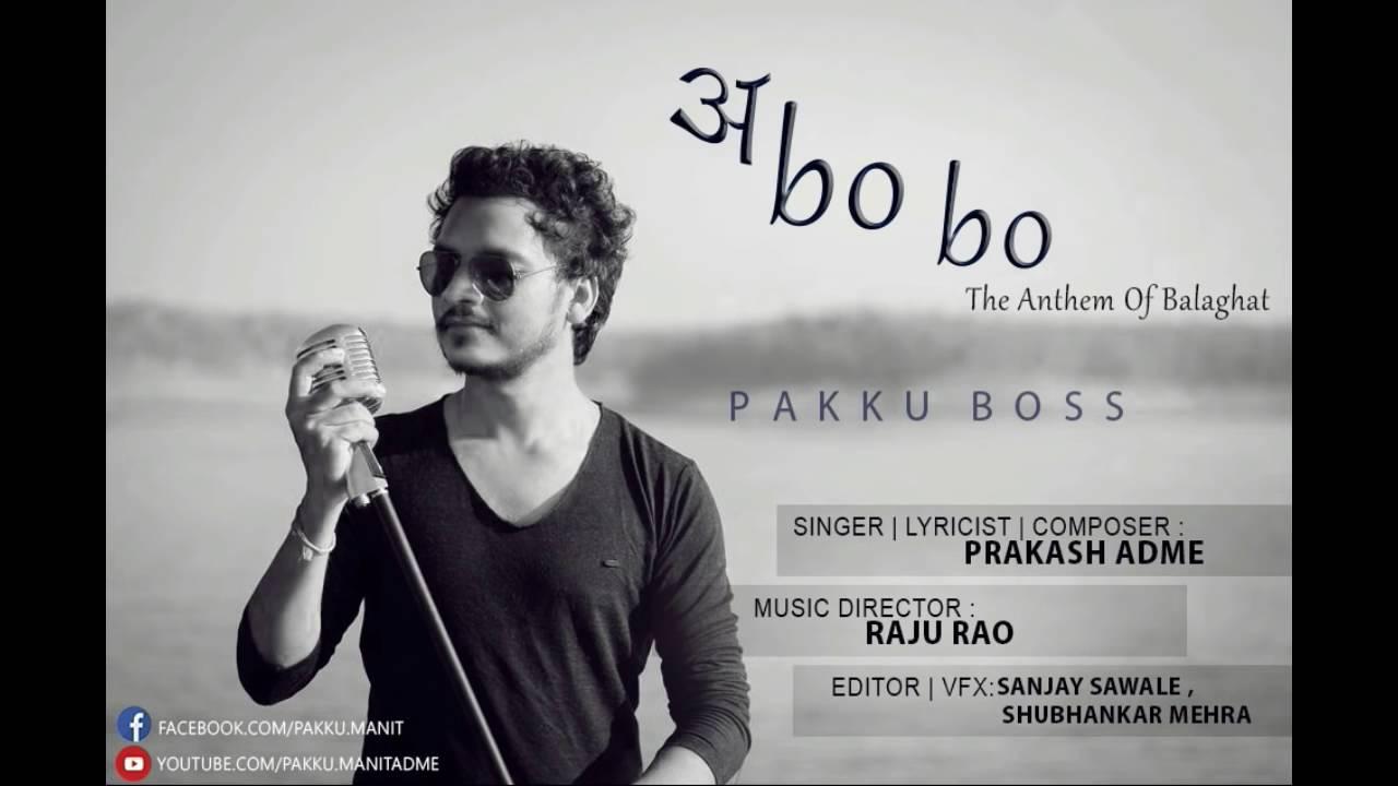 Masti from balaghat Abo-bo Abo-bo video by Praveen Pancheshwar