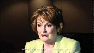 Brenda Blethyn interview, playing 'DI Vera Stanhope' in ITV drama 'Vera'