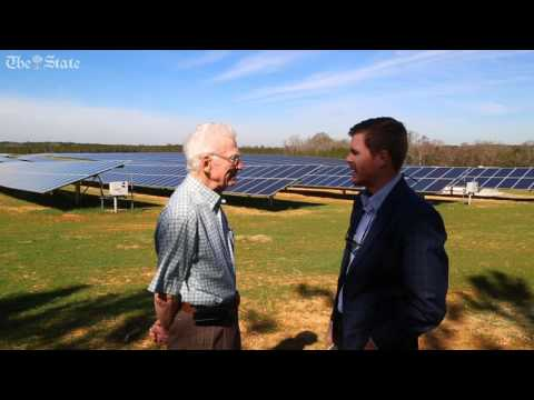 Solar Facilities are increasing in South Carolina