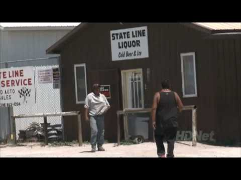 World Report: White Clay, Nebraska, Pine Ridge Reservation and Alcohol