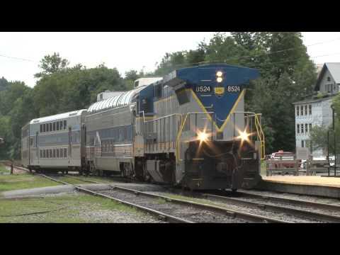 Saratoga & North Creek Railroad: August 7, 2011