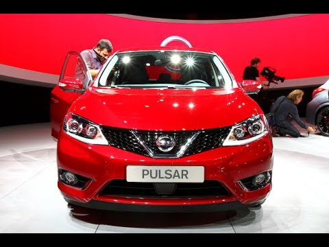 The New Nissan Pulsar New Body Sporty Youtube