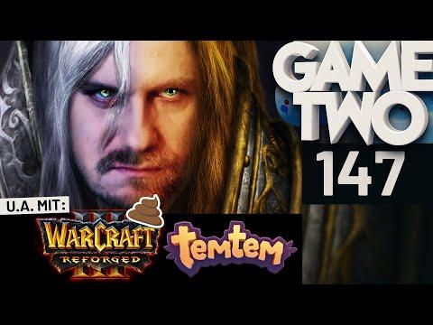 Warcraft 3: Reforged, Temtem, Ausgegraben: Pokémon Stadium, Snap & Gelb   Game Two #147