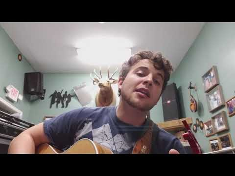 "George Strait ""Carrying Your Love With Me"" cover by Mathew Ewing"