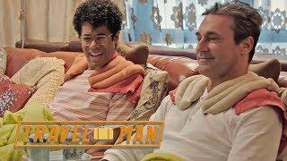Jon Hamm & Richard Ayoade make the PERFECT duo   Travel Man
