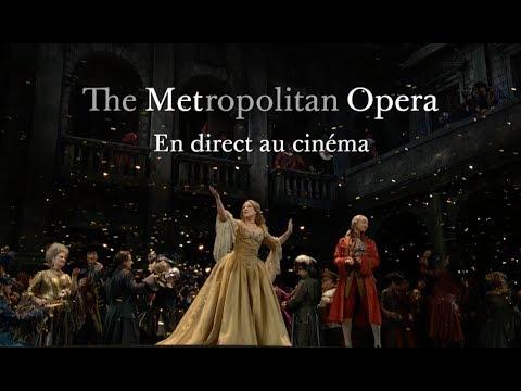 Le Met Opera au cinéma - Saison 2017-18 - BANDE-ANNONCE
