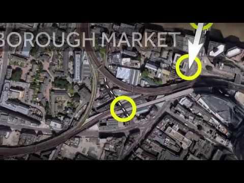 LONDEN - Reconstructie van de aanslag