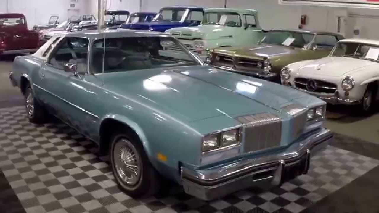 1977 oldsmobile cutlass supreme brougham for sale youtube. Black Bedroom Furniture Sets. Home Design Ideas