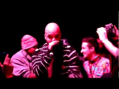Trinity International Hip Hop Festival 2012: Open Mic