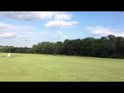 CGS Hawk lift off from Pegasus Airpark (50PA)