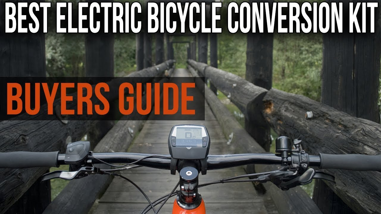 13 Of The Best Electric Bikes For 2019 All You Need To >> Best Electric Bicycle Conversion Kits Of 2019 Electric Wheel Modwheel Buyers Guide