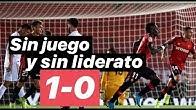 1-0 ¿a qué juega el Real Madrid? Ganó el Mallorca. El análisis.