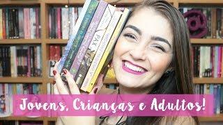 Livros para Crianças, Pré-Adolescentes e Jovens Leitores | Livros & Fuxicos