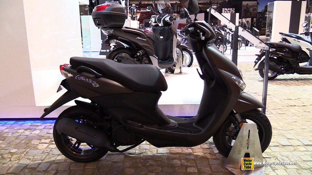 2015 yamaha neo 39 s 4 500cc scooter walkaround 2014 eicma milan motorcycle exhibition youtube. Black Bedroom Furniture Sets. Home Design Ideas