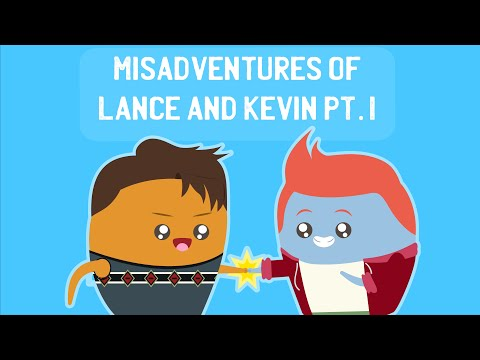 My Best Friend Came Out to Me as Bisexual | Animated Story Time | fortheloveofLance