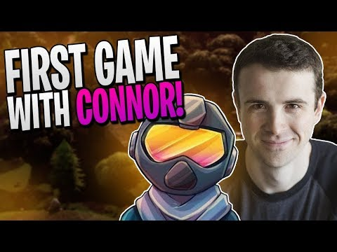 First win with Connor!
