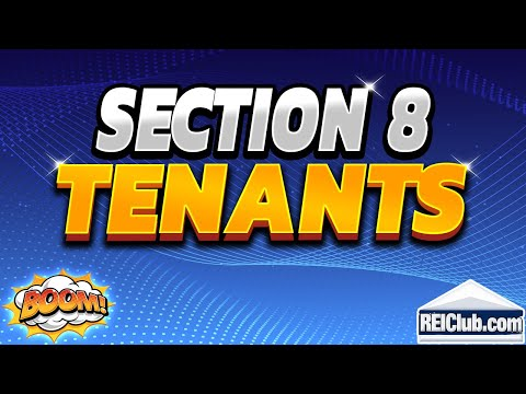 Section 8 Tenant - Should Real Estate Investors Rent to a Section 8 Tenant?