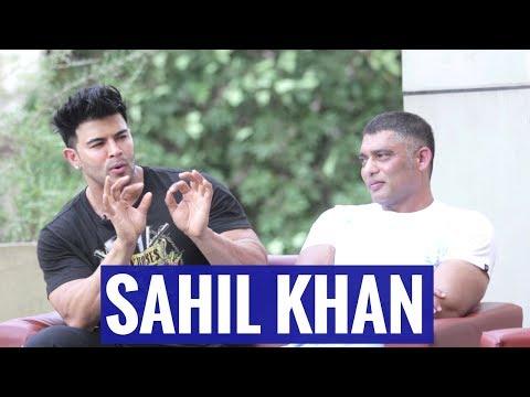 Sahil Khan and his 1st Guru | Reshma Badi