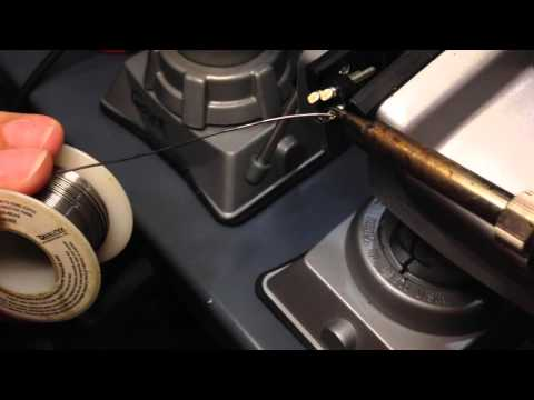 How To Solder XLR Mic Cable