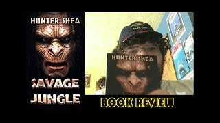 Savage Jungle: Creature Book Review - Horror Show Entertainment