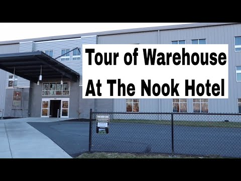 Tour Of The Warehouse At The Nook, Lancaster Classic, & More