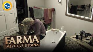 FARMA - Eva to poriadne prehnala s alkoholom: Vraj sa vycikala do vane!