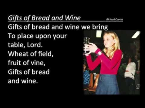 Mass of God's Joy #5 Gifts of Bread and Wine