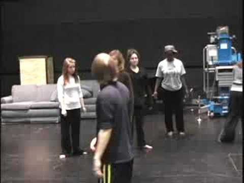 Butler Theatre Voice for the Actor Class