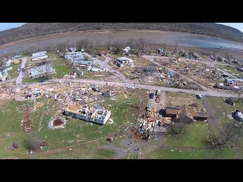 Sand Springs Tornado on March 25, 2015