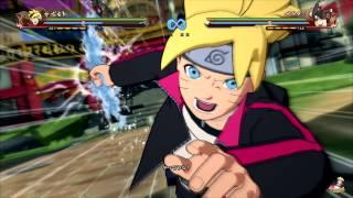 ROAD TO BORUTO - Naruto, Sasuke, Boruto, Sarada, Mitsuki Screenshots | Naruto Ultimate Ninja Storm 4