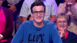 Paul éliminé Aux 12 Coups De Midi De TF1 !!