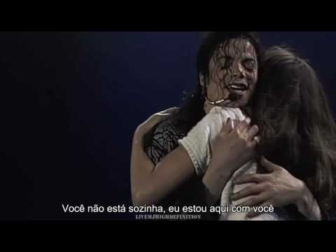 🔴 Michael Jackson - You Are Not Alone [LEGENDADO PT-BR] (Live Munich 1997)