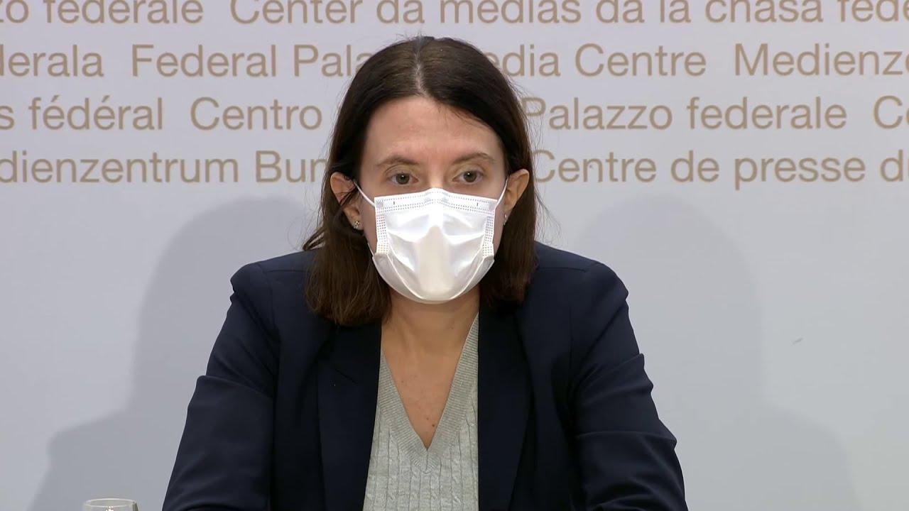 Schweizer Pressekonferenz des BAG: Die negativen Folgen seien unbekannt – doch Kinder sollen bis Ende Jahr geimpft werden