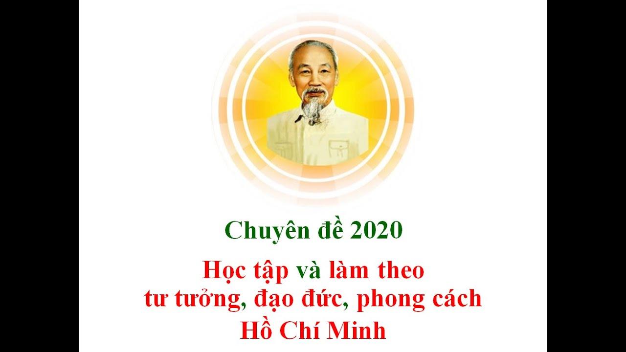 Chuyên đề 2020 – Phần thứ nhất – I-2-3-4