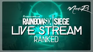 [GIRL] [LIVE] Rainbow Six Siege | RANKED | playing with subs [PS4]
