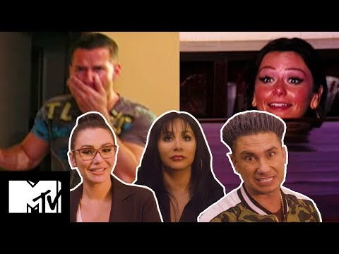 The Jersey Shore Cast Talk Their Craziest Moments Ever | Jersey Shore Family Vacation