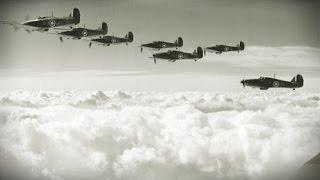 Samoloty wojskowe na świecie - Myśliwce II wojny światowej