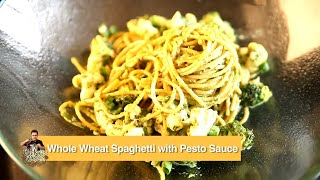 How To Make Whole Wheat Spaghetti || Vicky's World