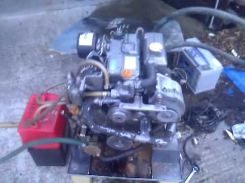 Yanmar 3YM30 Marine Diesel Engine Package